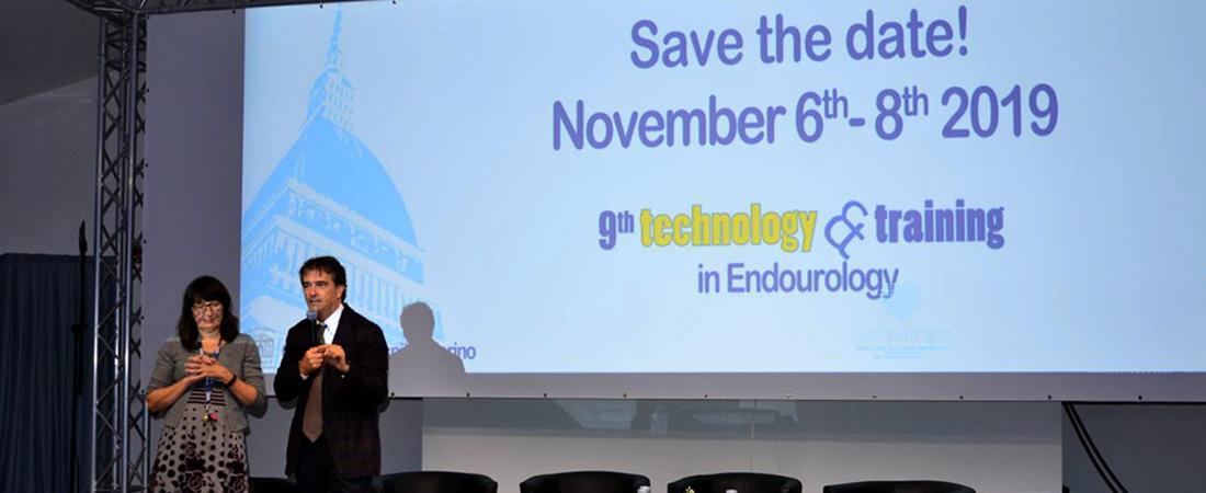 TECHNOLOGY & TRAINING in Endourology - technology & training